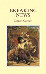 Breaking News - Ciaran Carson (ebook)