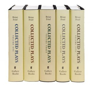 Collected Plays - Brian Friel (Volumes 1-5)