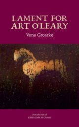 Lament for Art O'Leary - Vona Groarke