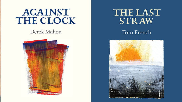 Two Gallery Books on Irish Times Poetry Now Shortlist
