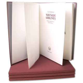 Wayside Shrines - Paul Muldoon, signed limited edition