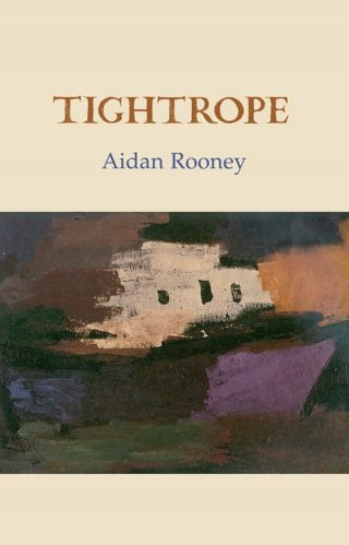 Cover: Tightrope by Aidan Rooney