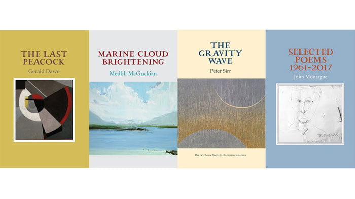 New Poetry Titles: Book Launch