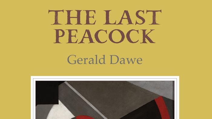 Gerald Dawe Aspects Festival Book Launch