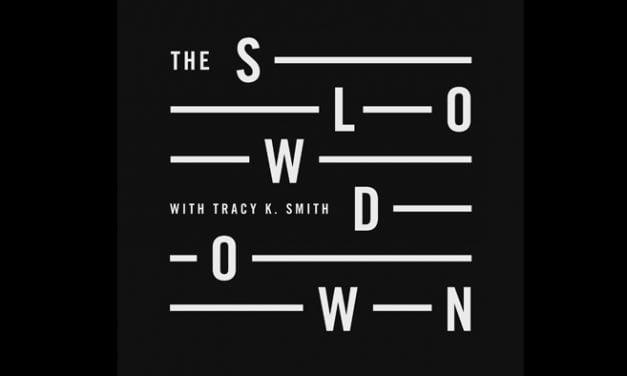 Eamon Grennan on the Slowdown Show