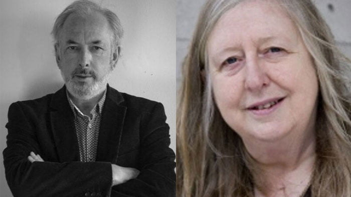 Eiléan Ní Chuilleanáin & Micheal O'Loughlin Reading: 11 October