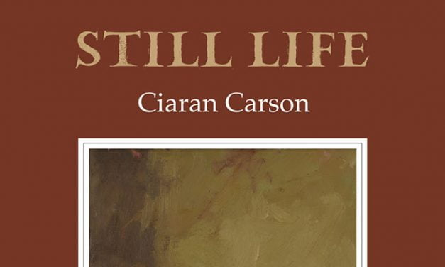 October Poem of the Month by Ciaran Carson