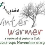 Ó Bhéal's Winter Warmer: 22-24 November