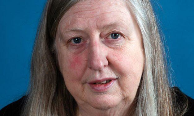 Eileán Ní Chuilleanáin Wins Irish Times Poetry Now award