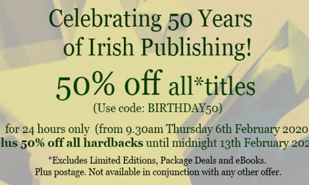 50th Birthday Special Offers: 6-13 February 2020