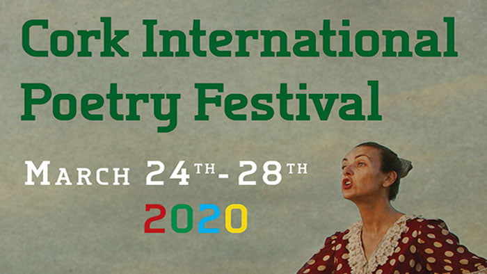Cork International Poetry Festival: 24-28 March