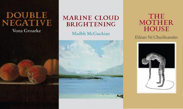 Three Gallery Titles on Awards Shortlist