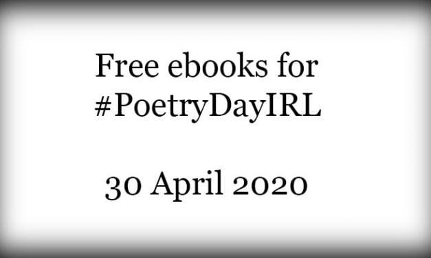 Poetry Day IRL Offer – 30 April 2020