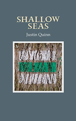 Cover: Shallow Seas by Justin Quinn