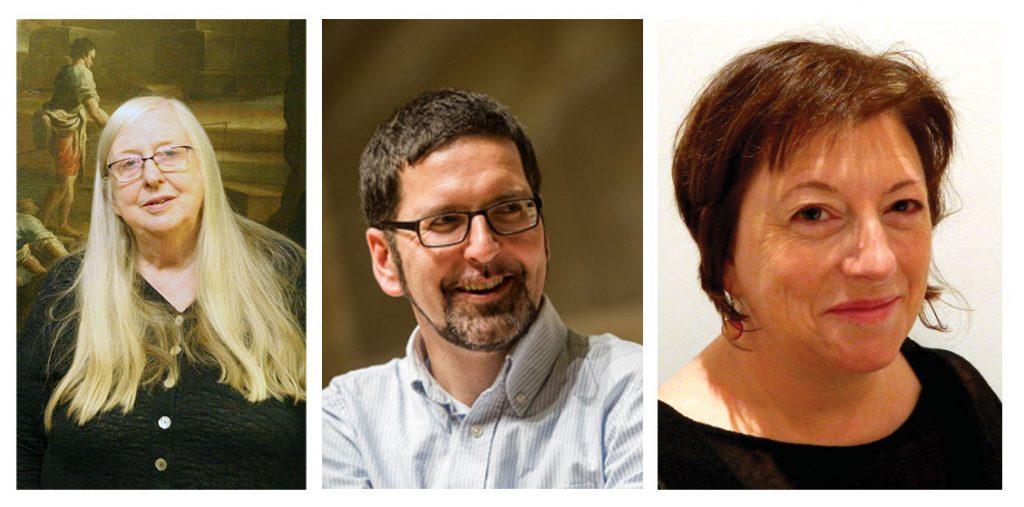 Poetry East guests: Eiléan Ní Chuilleanáin, John McAuliffe, Vona Groarke
