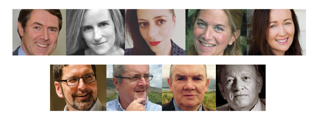 Authors being published in 2021 by The Gallery Press