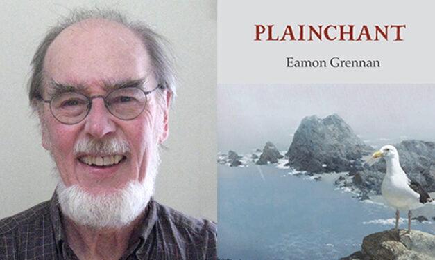 Eamon Grennan on RTE Poetry Programme