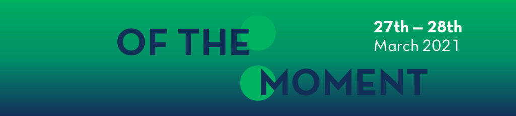 Mountains to Sea Of the Moment banner