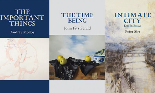 Three New Titles from New and Established Authors