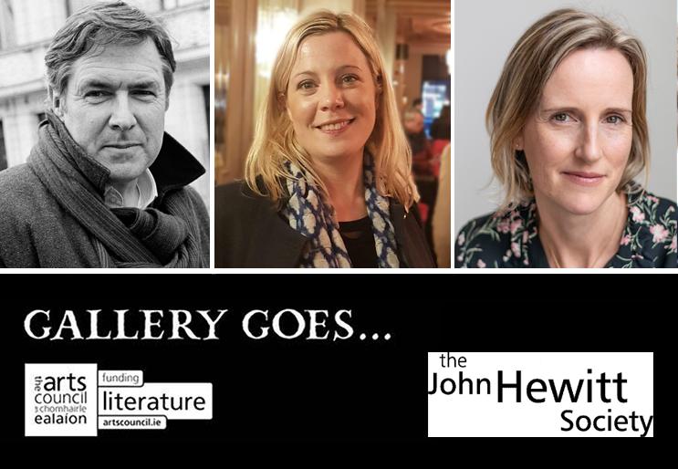 Gallery Goes . . . JHISS John FitzGerald, Caitríona Ní Chléirchín, Audrey Molloy