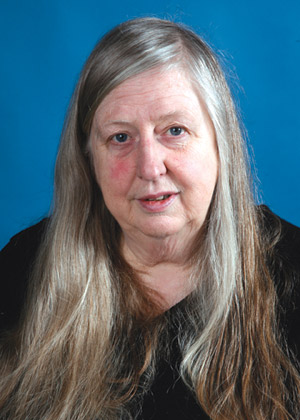 Eiléan Ní Chuilleanáin (Photograph by Brian-McGovern)