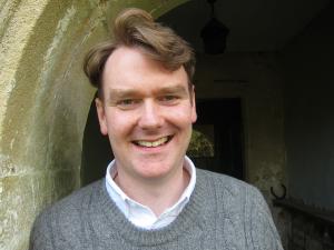 Andrew Jamison by Beth Fawcett