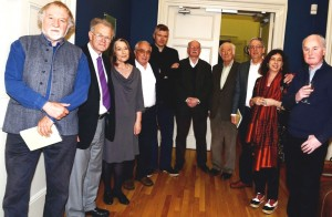 Gerald Dawe book launch and reading
