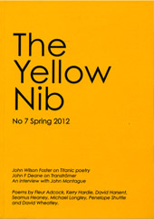 The yellow nib poetry