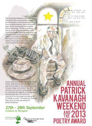 Patrick Kavanagh Weekend