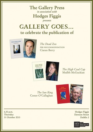 Gallery Goes . . . to Hodges Figgis