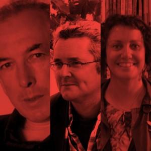 Michael O'Loughlin, Peter Sirr, Enda Wyley