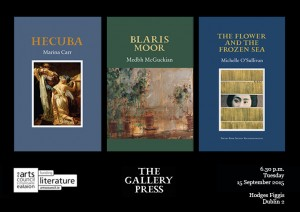 The Gallery Press Book Launch
