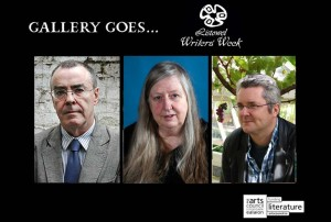 Gallery Authors at Listowel Writers' Week: 1 – 5 June