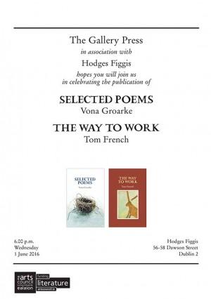 Book launch Hodges Figgis