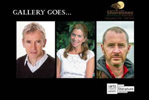 Gallery Goes . . . Shoreline Arts Festival: 17 September