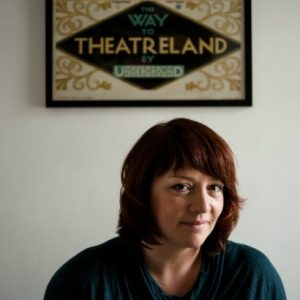 Eimear McBride in conversation with John McAuliffe: 20 October