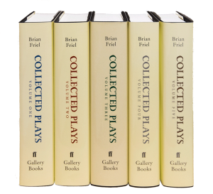 Special Offer on Brian Friel's Collected Plays (Volumes 1-5)
