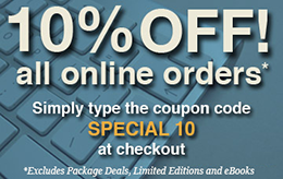*Excludes Package Deals, Limited Editions and ebooks