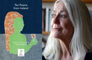 'Ten Poems From Ireland' Launch Event