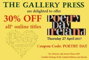 Poetry Day Ireland – 27 April