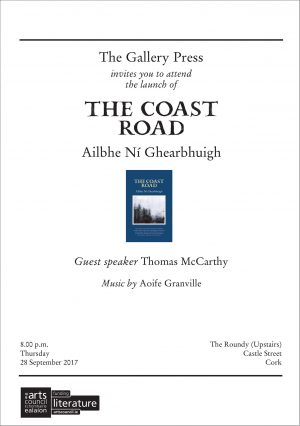 Cork Book Launch: 28 September