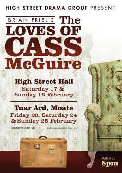 The Loves of Cass McGuire poster