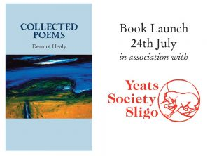 Dermot Healy Collected Poems Book Launch- 24 July