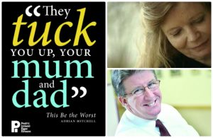 They tuck you up, your Mum and Dad: 9 October